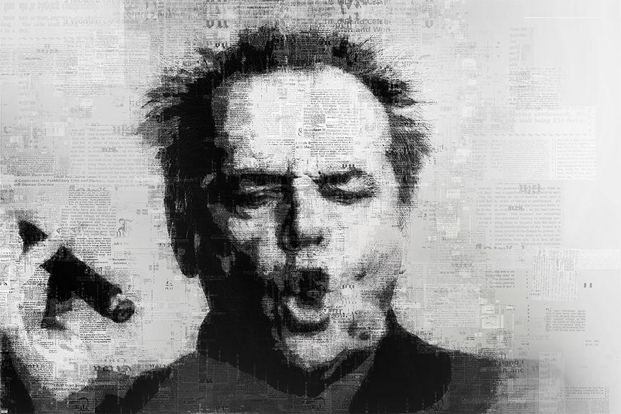 Vlies Fototapete Nicholson in S bis XXL