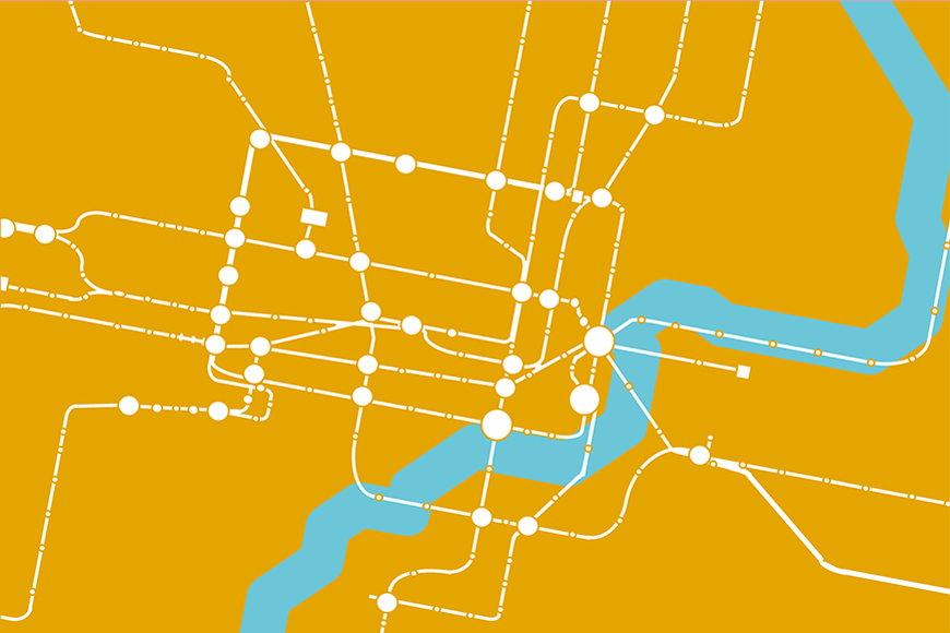 Vlies-Tapete Metro Shanghai ab 120x80cm