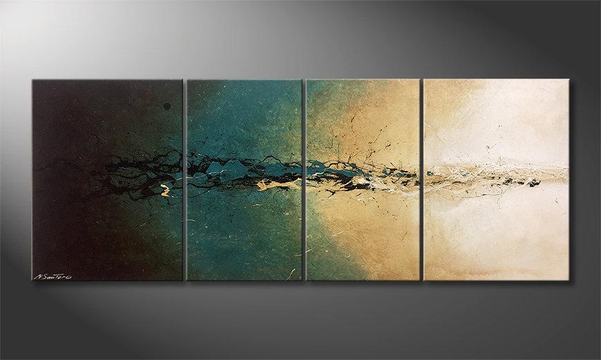 Das moderne Bild Summer Breeze 180x70x2cm